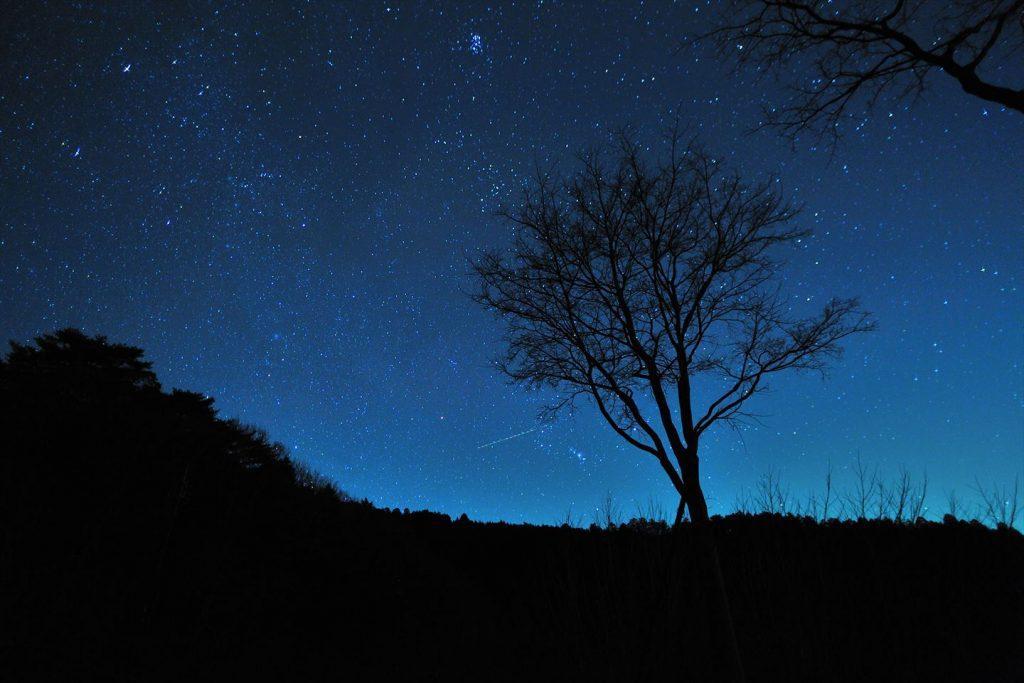 星空の風景