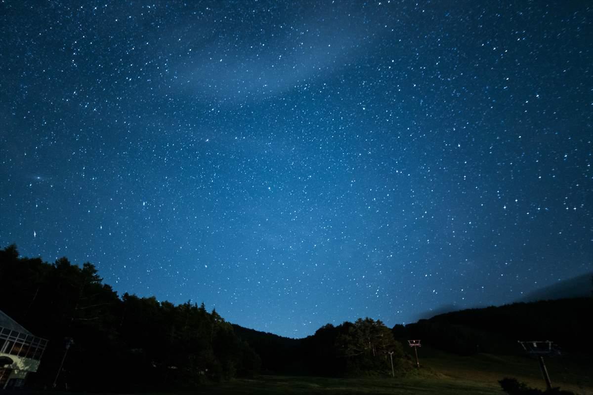 星空画像f値2.2